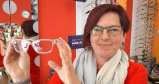 """Można przynosić używane okulary korekcyjne i przeciwsłoneczne (nie połamane). Akcja """"Okulary dla Afryki"""" trwa do końca listopada. Foto: Wojciech Basałygo"""