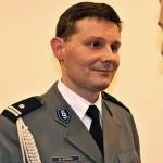 Komendant Remigiusz Mysza odchodzi na emeryturę.