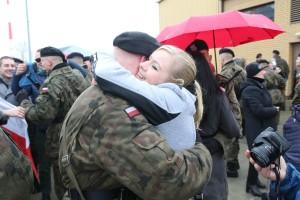 Przysięga wojskowa w Porcie Wojennym w Świnoujściu. Foto Marcin Purman (17)