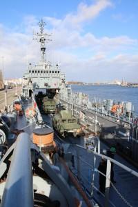 Spadachroniarze 6BPD na okrętach 8FOW; foto Jacek Kwiatkowski (10)