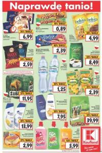 Ceny z gazetki promocyjnej w Świnoujściu.