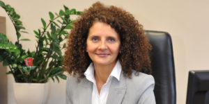 Prezes Przedsiębiorstwa Energetyki Cieplnej w Świnoujściu Grażyna Kołowiecka. Foto: PEC