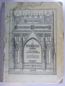 Książka Gottloba do dzisiaj jest uznawana za biblię neogotyku