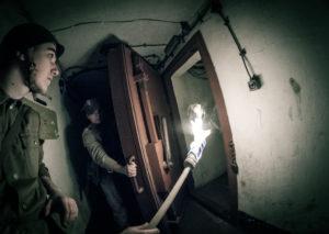 Za rogiem, za drzwiami czai się PRZYGODA. Foto: Marek Wilczek