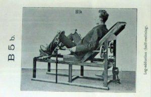Urządzenie szwedzkiej firmy Zander służące do rehabilitacji.