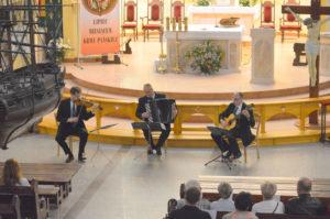 koncert włosko-polski trio