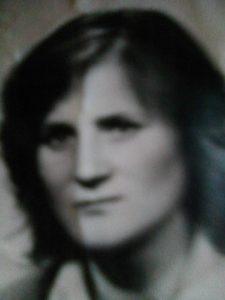 Grażyna Masierowska mieszkała przy ul. Steyera. To jedyne zdjęcie matki jakie udało się zachować panu Zbigniewowi.