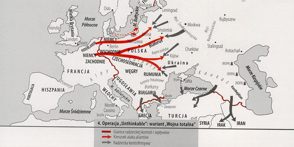 Wariant drugi działań wojennych- wojna totalna.